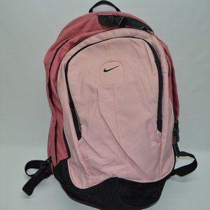 Nike Cordura Women's Girls Pink Backpack Bag